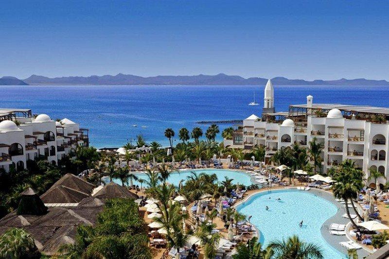Imagen del Hotel Princesa Yaiza, donde a partir del día 19 comienza el proceso de selección.