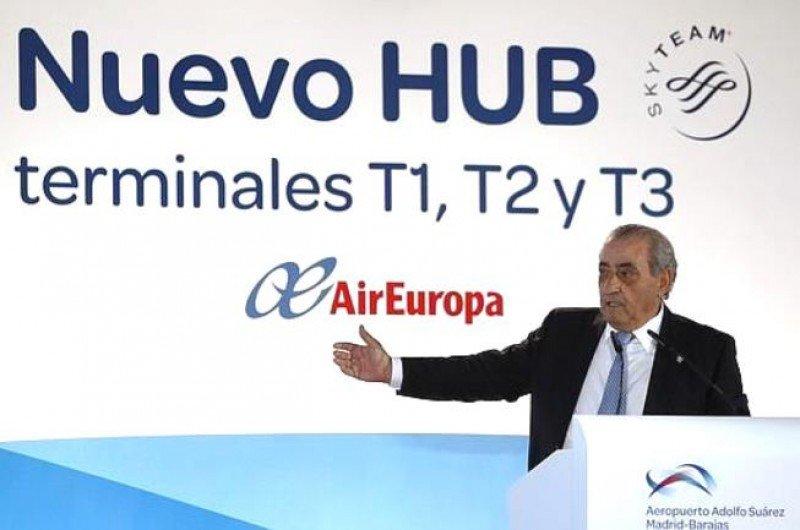 Air Europa extenderá su red a tres capitales de Latinoamérica y luego a China y Rusia