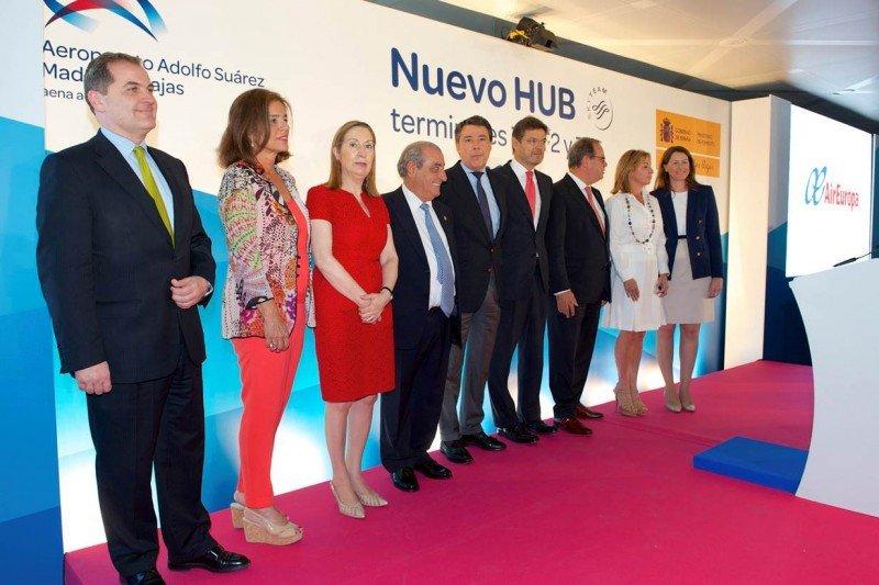 Madrid-Barajas se consolida como primer hub entre Europa y Latinoamérica