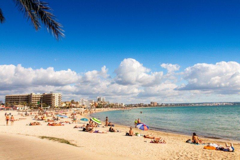 Playa de Palma. #shu#