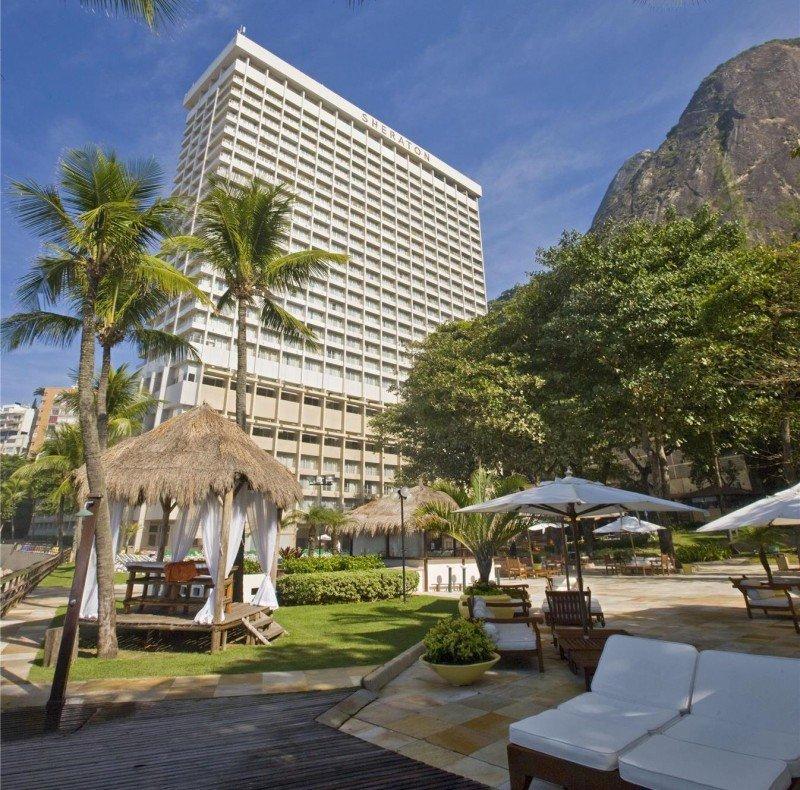 Starwood invierte 37 M € en la renovación del Sheraton Rio
