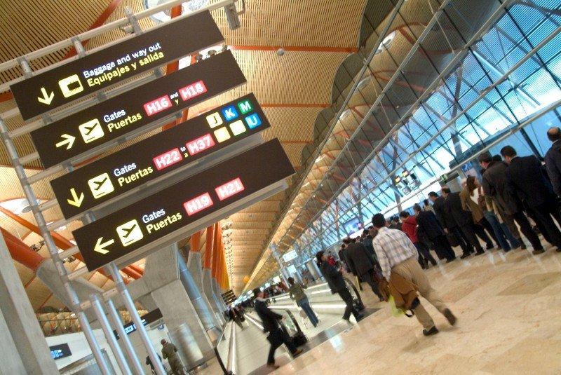 Plan Barajas: 100 medidas para mejorar la experiencia del pasajero