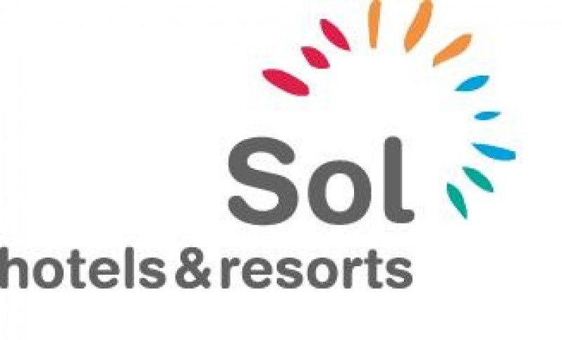 Nuevo logo de Sol Hotels and Resorts.