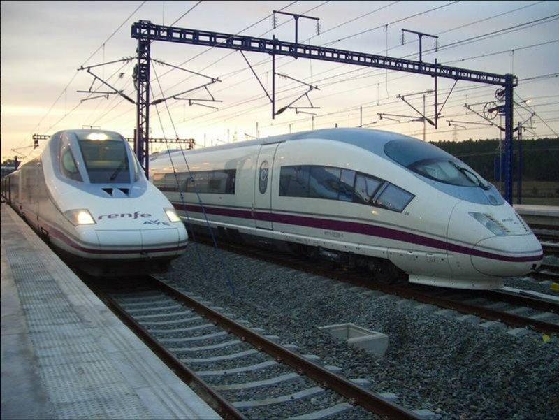 Planeta, Globalia, empresas de autobús y constructoras, potenciales competidores en el AVE