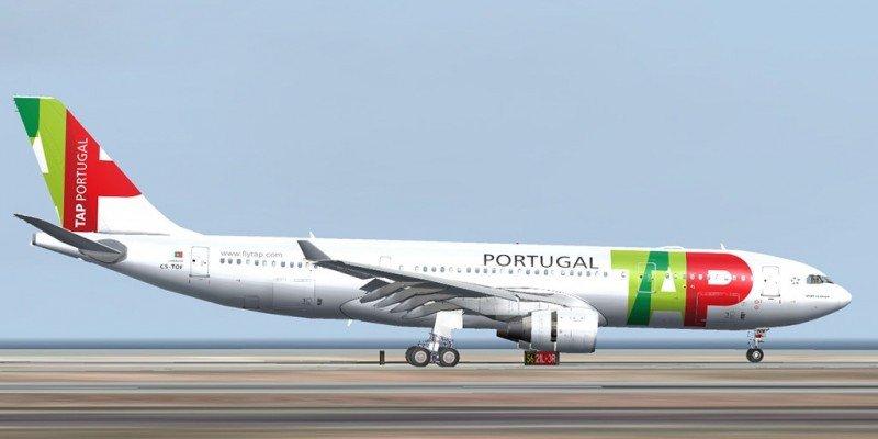 TAP restablece la ruta Asturias-Lisboa