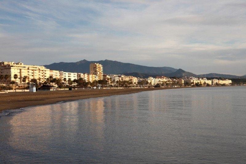 Playa de Estepona. #shu#