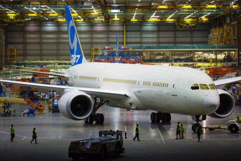 El Boeing 787-9 Dreamliner recibe la certificación de EEUU y Europa
