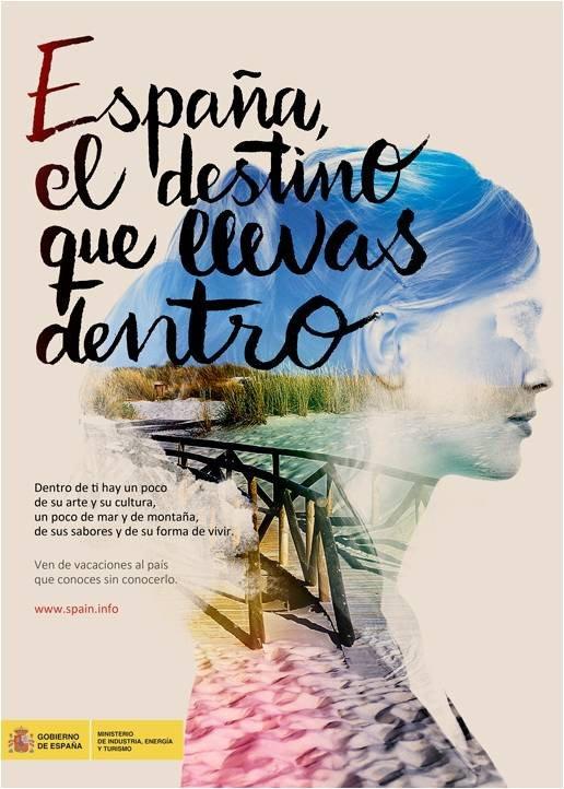 Imagen de la nueva campaña de promoción.