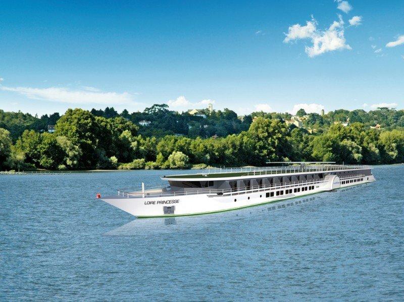 CroisiEurope navegará por los Castillos del Loira en 2015