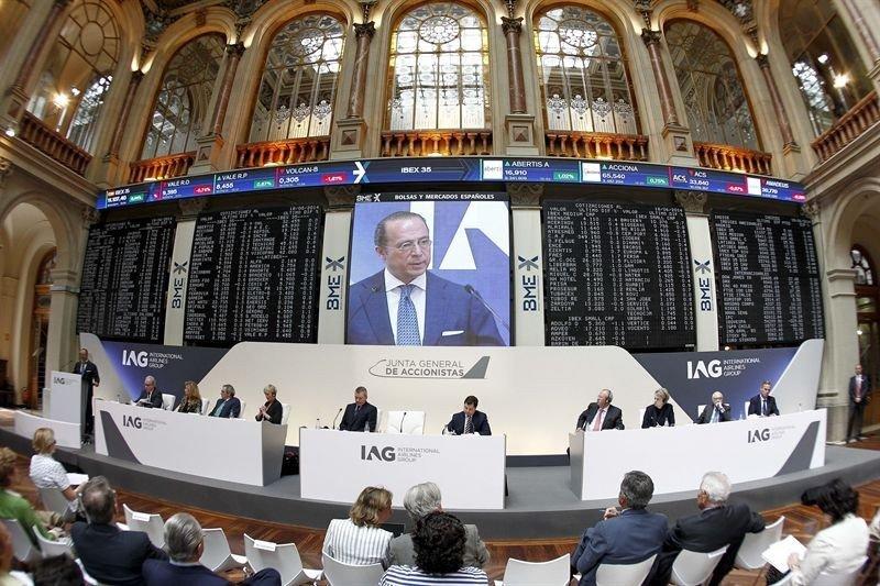 IAG prevé un beneficio de explotación de 1.800 M € para 2015