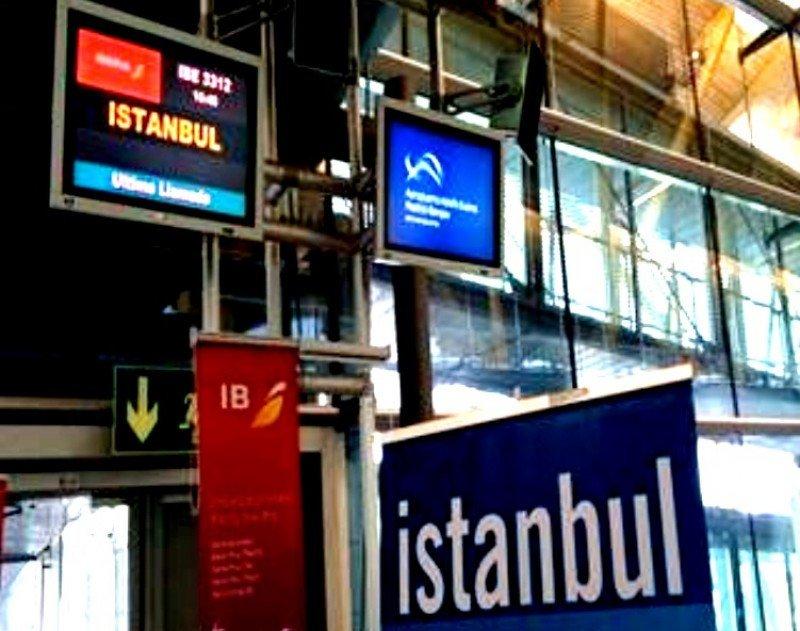 Iberia vuelve a Estambul