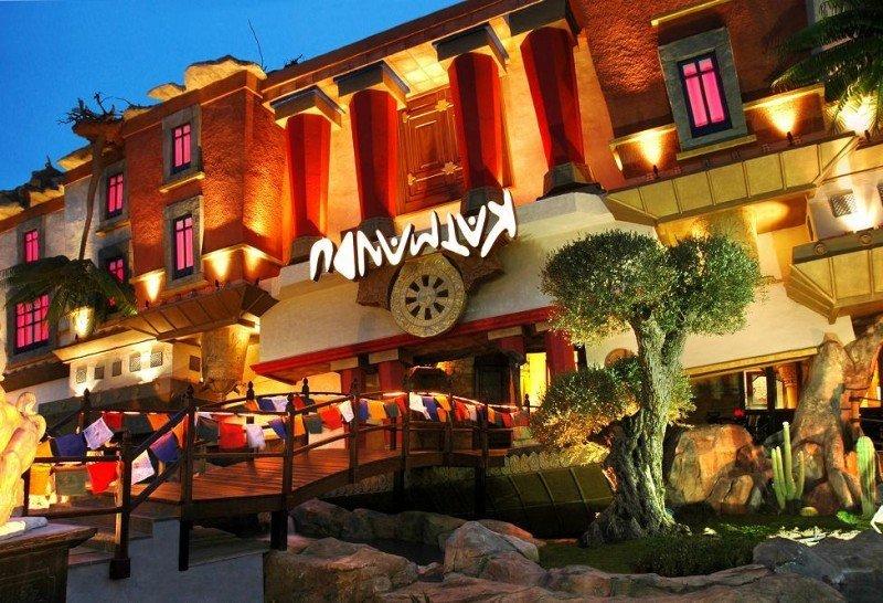 Katmandu Resort, otro de los proyectos.