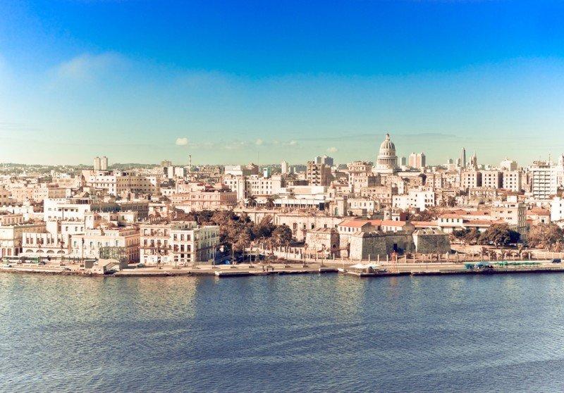 Vista de La Habana. #shu#