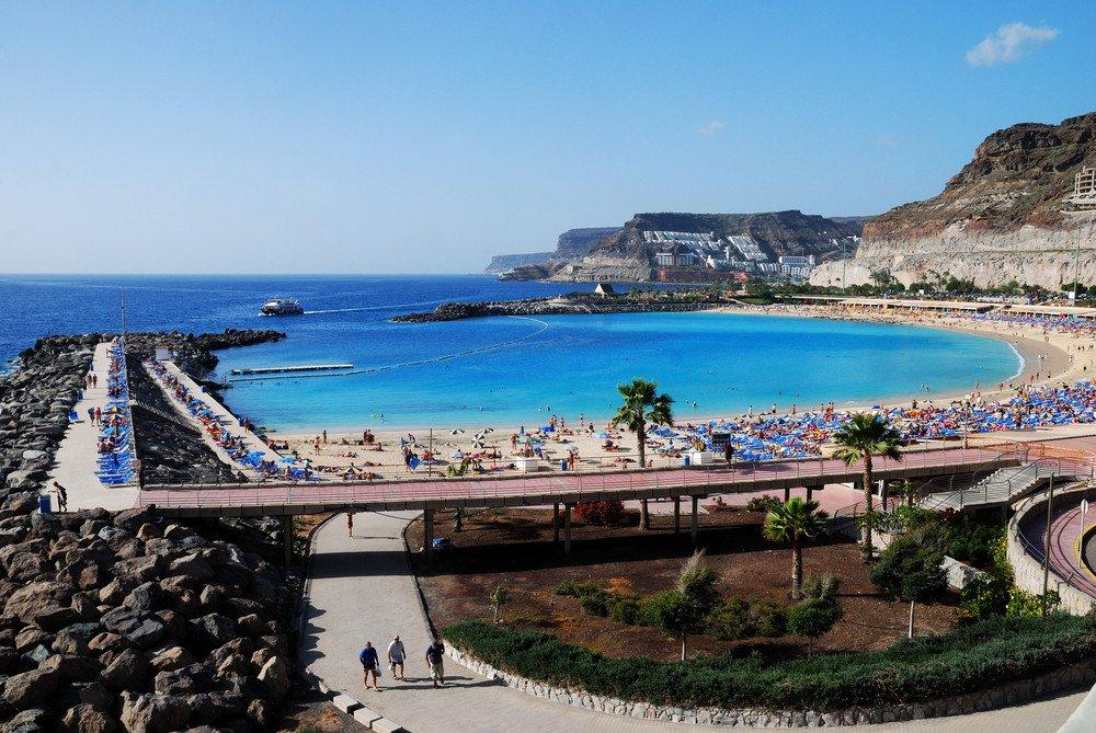 Canarias registró 4,8 millones de turistas extranjeros hasta mayo. #shu#