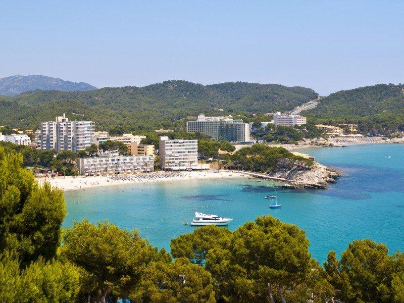 Mallorca contabilizó el mayor número de pernoctaciones. #shu#