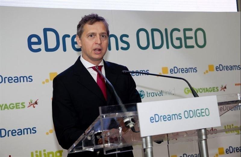 Javier Pérez-Tenessa, CEO de eDreams-Odigeo.