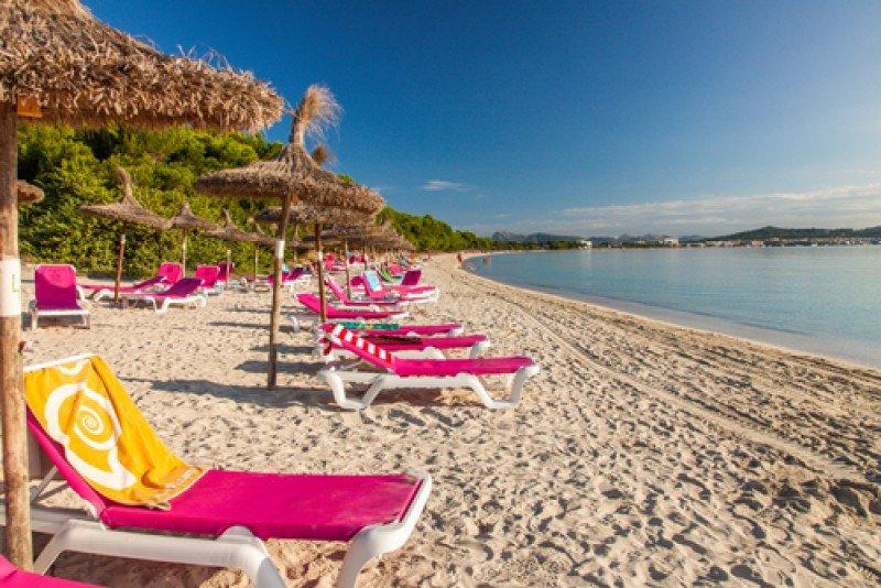 Playa de Alcudia, Malllorca. #shu#