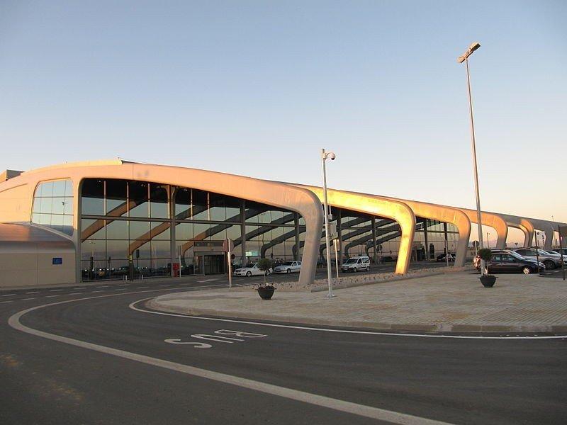 Aeropuerto de León.