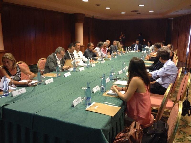 Ratificación del preacuerdo en la Junta Directiva y la Asamblea de la FEHM.