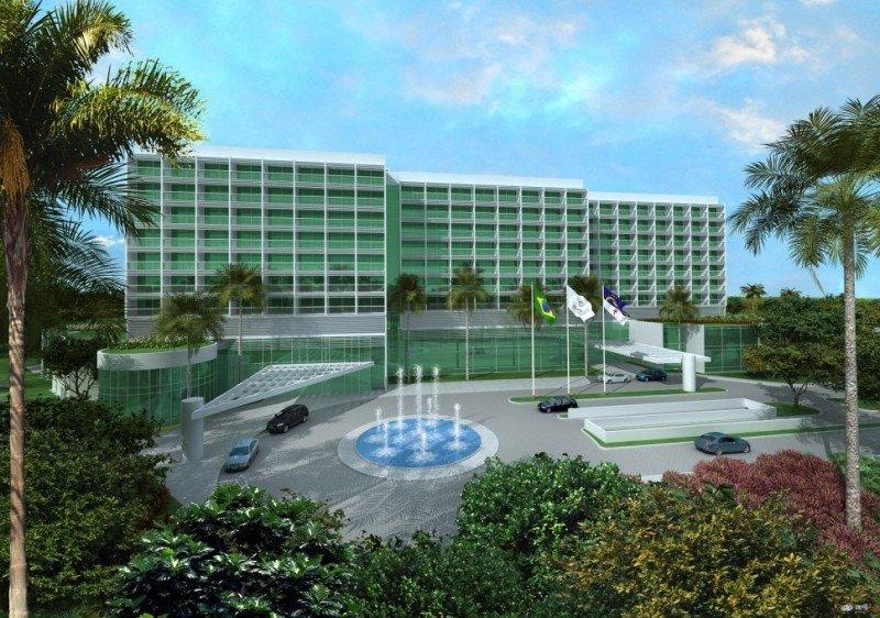 Sheraton Reserva do Paiva cuenta con 298 habitaciones.