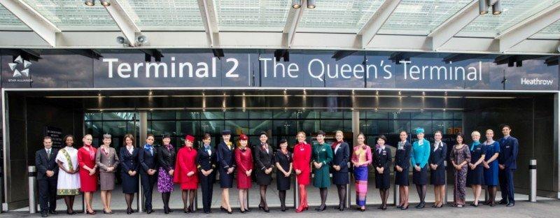 La nueva T2 de Heathrow es inaugurada oficialmente