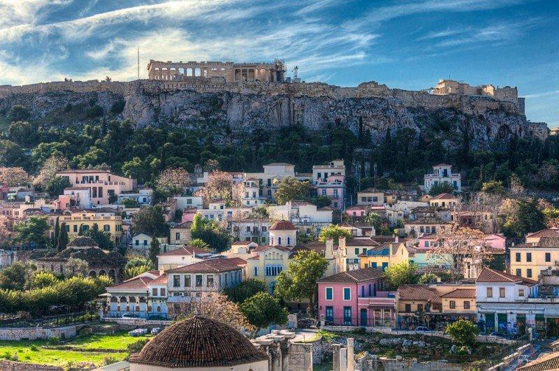Atenas volvió a destacar por su importante avance. #shu#