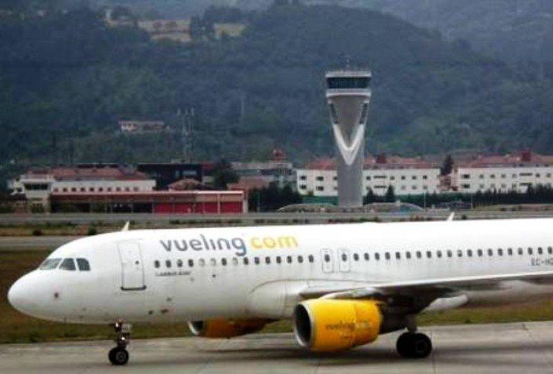 Vueling apuesta por Bilbao con un proyecto 'a largo plazo'