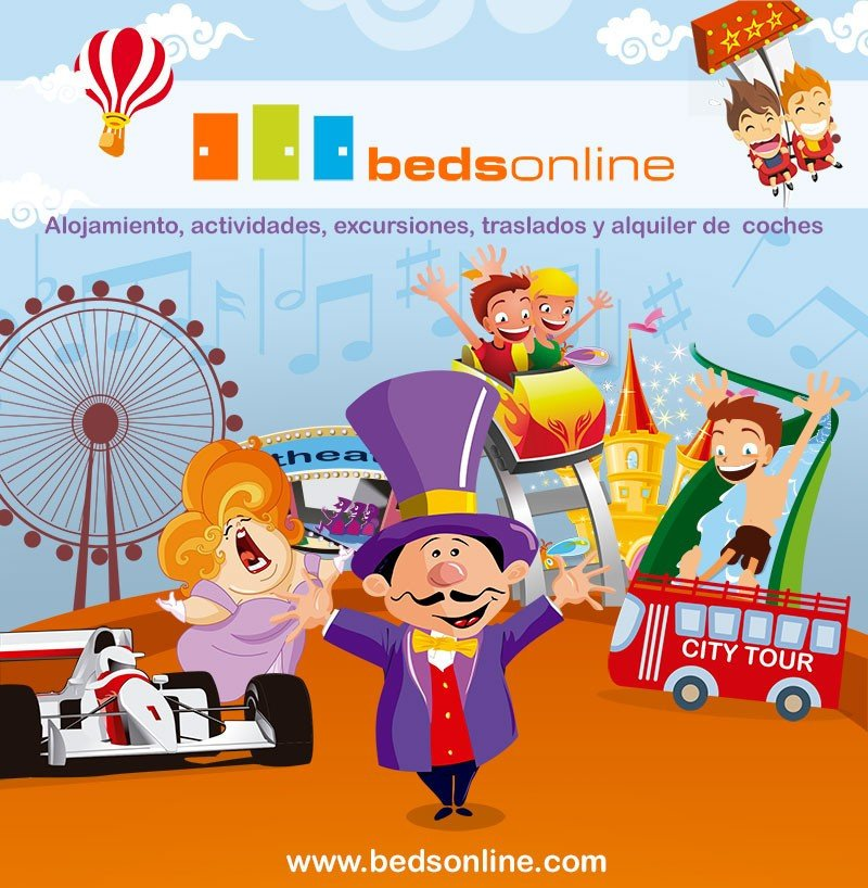 Webinar: Cómo maximizar tus reservas con las actividades, excursiones, tickets o traslados de Bedsonline