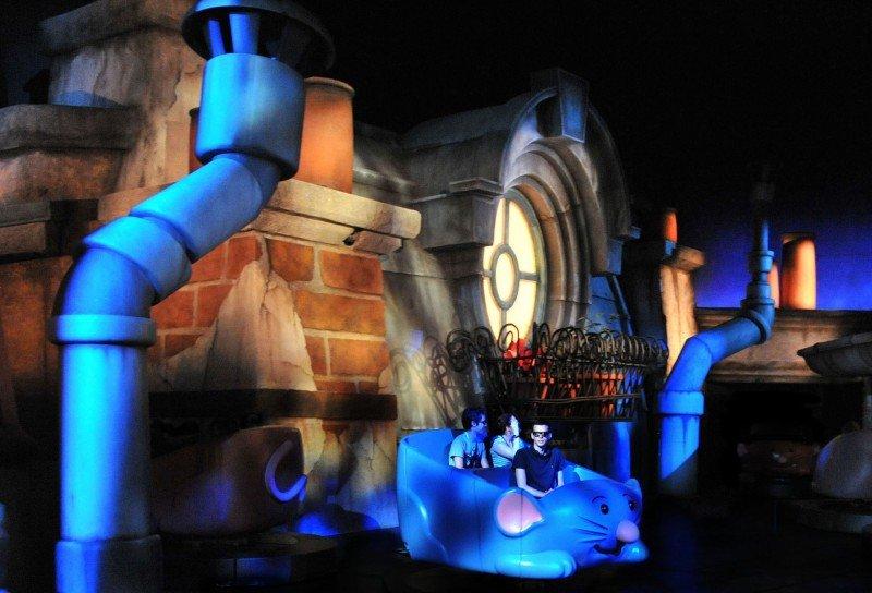 Disneyland Paris inaugura Ratatouille: The Attraction