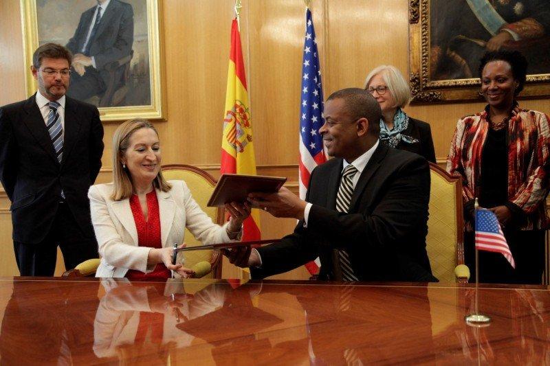 Transporte sostenible: España y EEUU firman un acuerdo