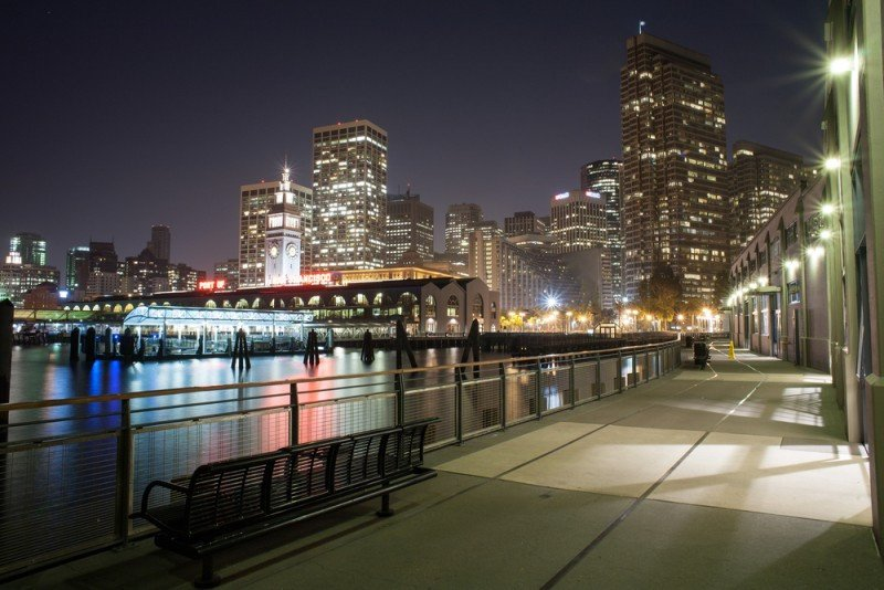 San Francisco fue el único destino que obtuvo una subida del ADR de dos dígitos. #shu#