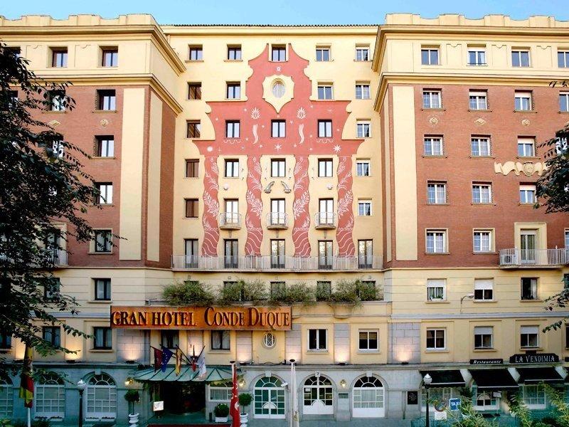 El Gran Hotel Conde Duque pasa a estar gestionado por Sercotel a partir de hoy durante los próximos 15 años.