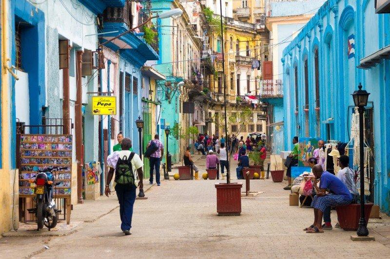 Cuba recibió más de un millón de turistas extranjeros hasta abril. #shu#