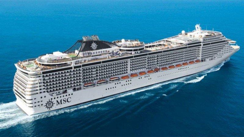 El MSC Divina anclará en el puerto para alojar a 3.500 mexicanos.