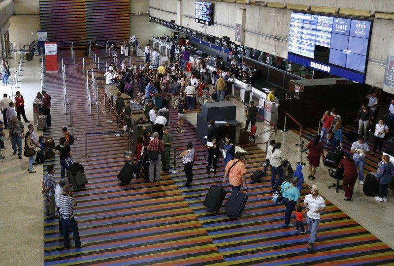 Aeropuerto Internacional de Maiquetía 'Simón Bolivar'
