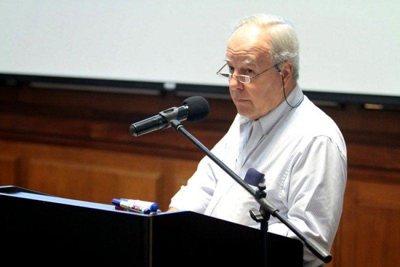 Augusto Victorica, secretario de la CAMTUR.