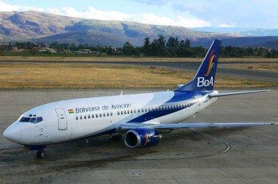Boliviana de Aviación inauguró vuelos a Miami con escala en Panamá