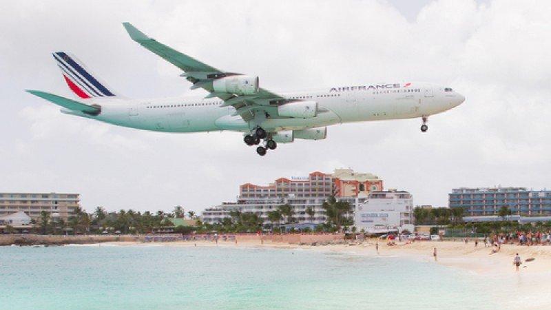 La ocupación de los vuelos de Air France-KLM hacia destinos americanos es mayor al promedio global del grupo. #shu#