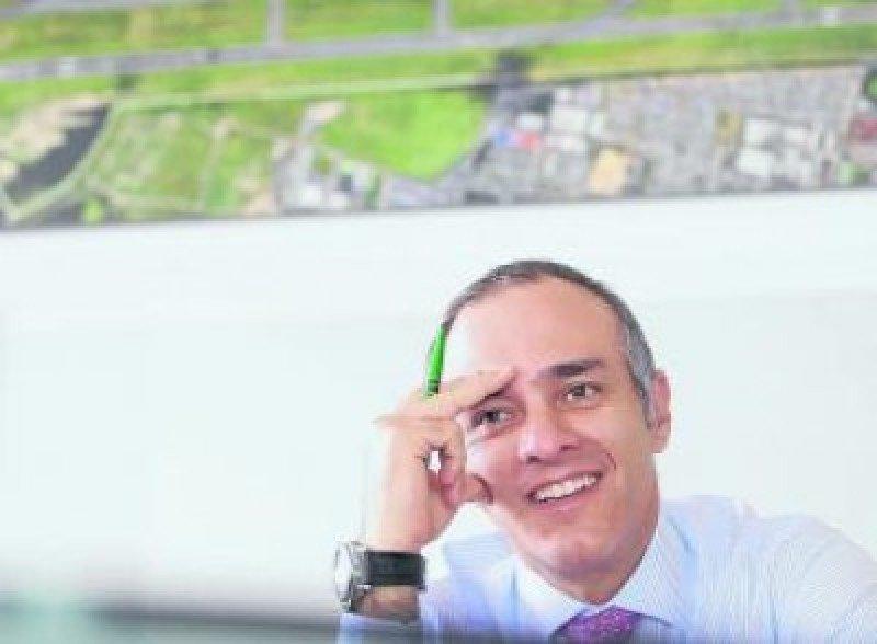 Andrés Ortega Rezk, gerente de Opaín.
