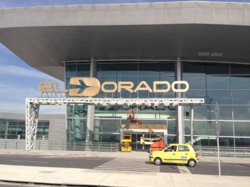 Nueva imagen del Aeropuerto Internacional de El Dorado.
