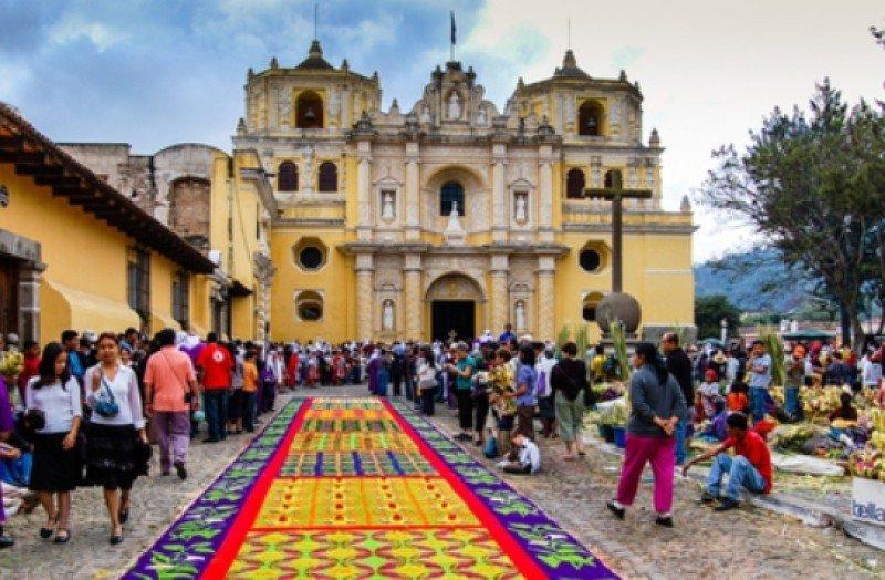 El turismo y el gasto crecen en Guatemala, pese a que la ocupación hotelera se mantiene entre 50% y 55%. #shu#