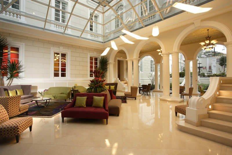 El Hotel Boutique Casa Gangotena, en Quito, será el escenario del lanzamiento.