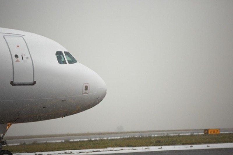 Cancelaciones y retrasos de vuelos por niebla en Montevideo