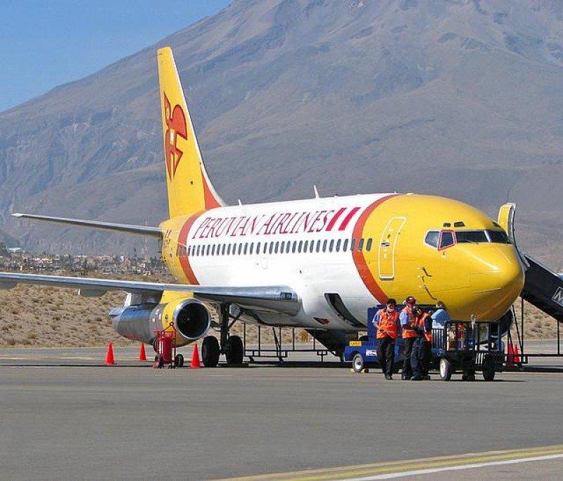 Peruvian Airlines proyecta rutas internacionales y domésticas dentro dentro de Chile.