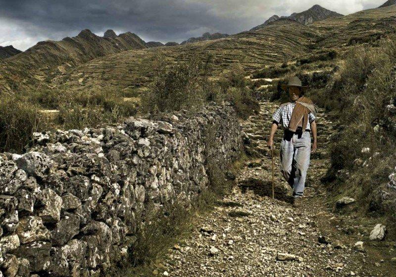 Qhapaq Ñan cuenta con 310 sitios arqueológicos.