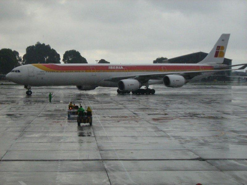 Iberia agregará tres vuelos semanales entre Bogotá y Madrid