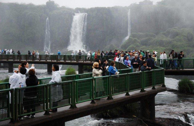 Iguazú es uno de los destinos más elegidos tanto en demanda de vuelos, como hoteles  y paquetes.