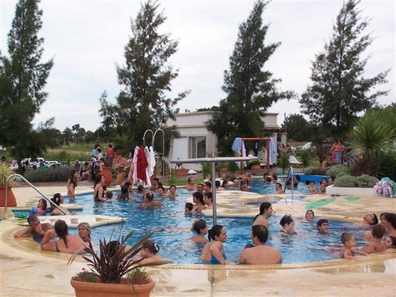 Entre Ríos es una de las 20 provincias de Argentina en ofrecer turismo termal.