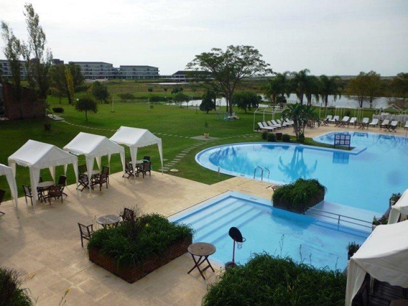 Empresa propietaria del complejo Arapey Thermal Resort paga las obras como contrapartida por el uso de un pozo de agua termal.