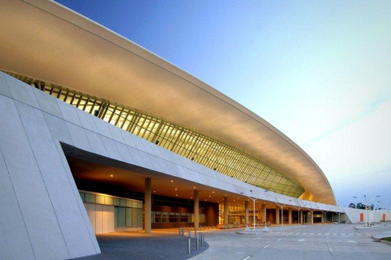 Aeropuerto Internacional de Carrasco.